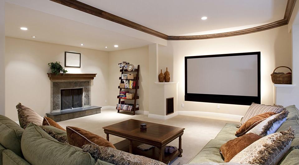 Budowa kina domowego