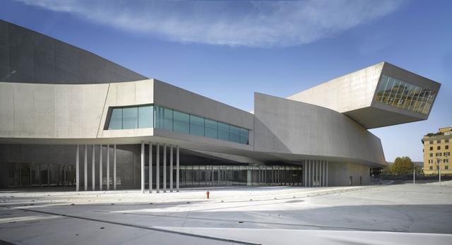 Narodowe Muzeum XXI wieku w Rzymie
