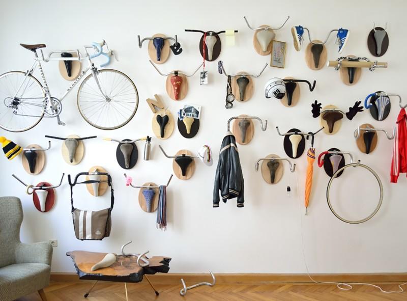 Jak przechowywać rower w mieszkaniu?