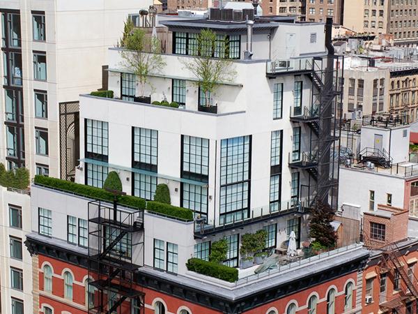 wnętrze w stylu nowojorskim