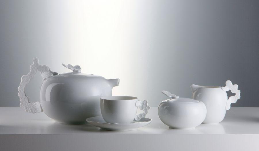 Porcelana Landscape dla Rosenthal