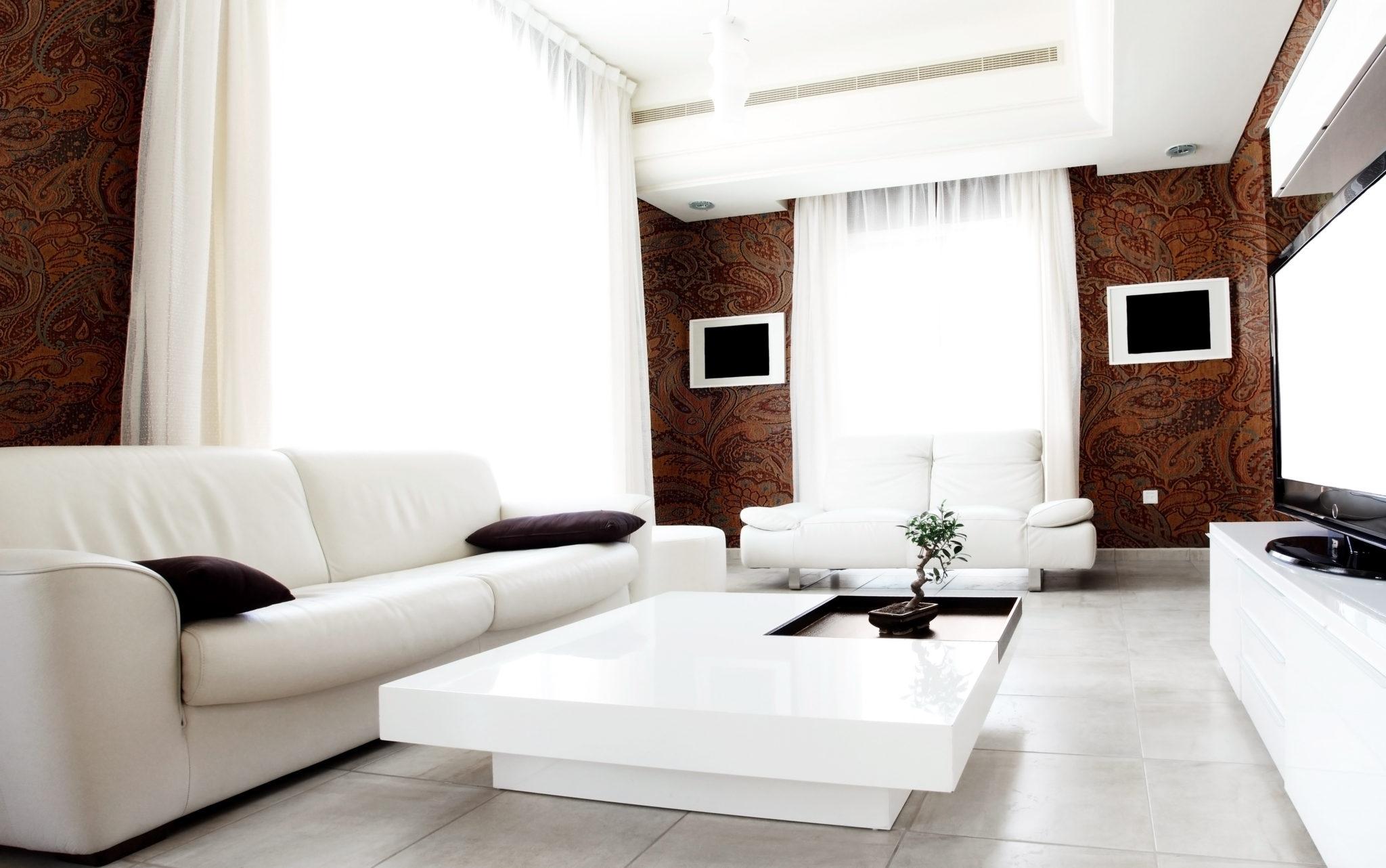 5 sposob w na tapety w roli g wnej knaufmag for Idee casa moderna