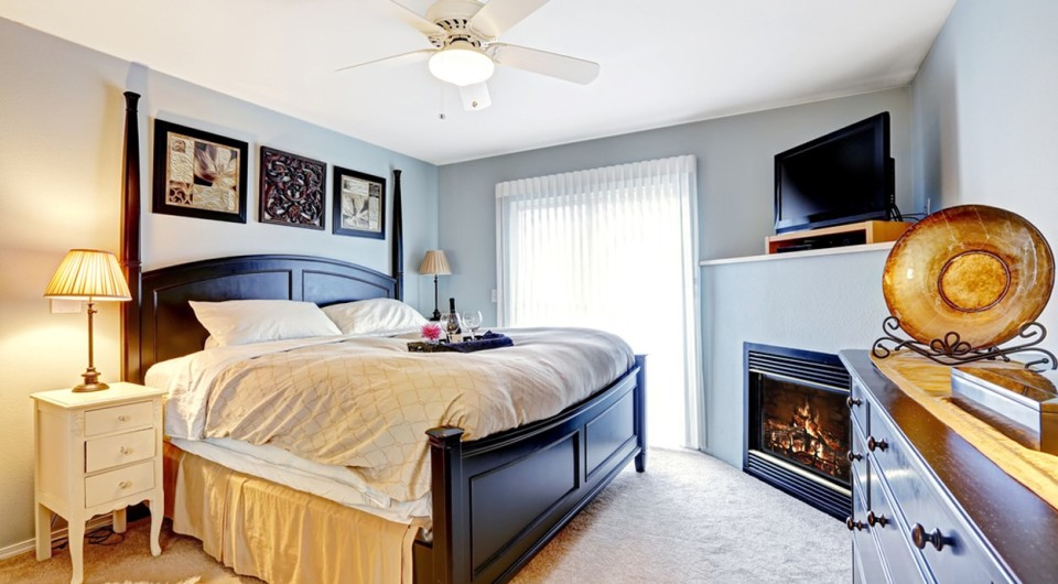 jaki kolor ścian wybra� do sypialni