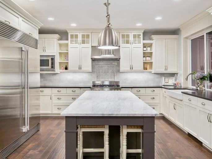 bia a kuchnia na wysoki po ysk. Black Bedroom Furniture Sets. Home Design Ideas