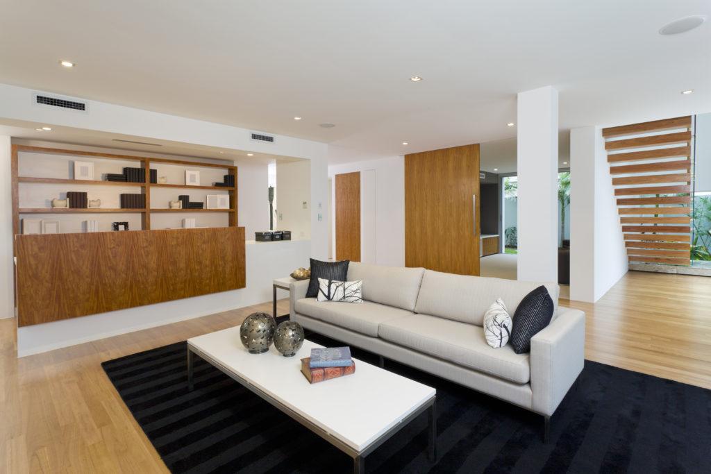 Nowy układ mieszkania z wykorzystaniem suchej zabudowy