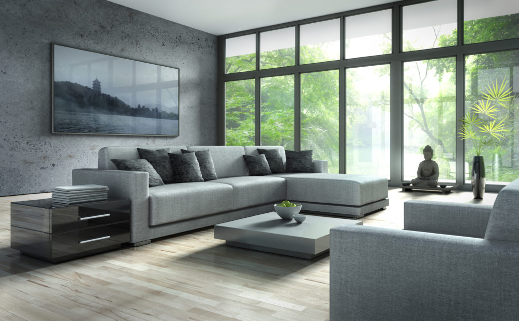 Sofa vor Terassenfenster 4