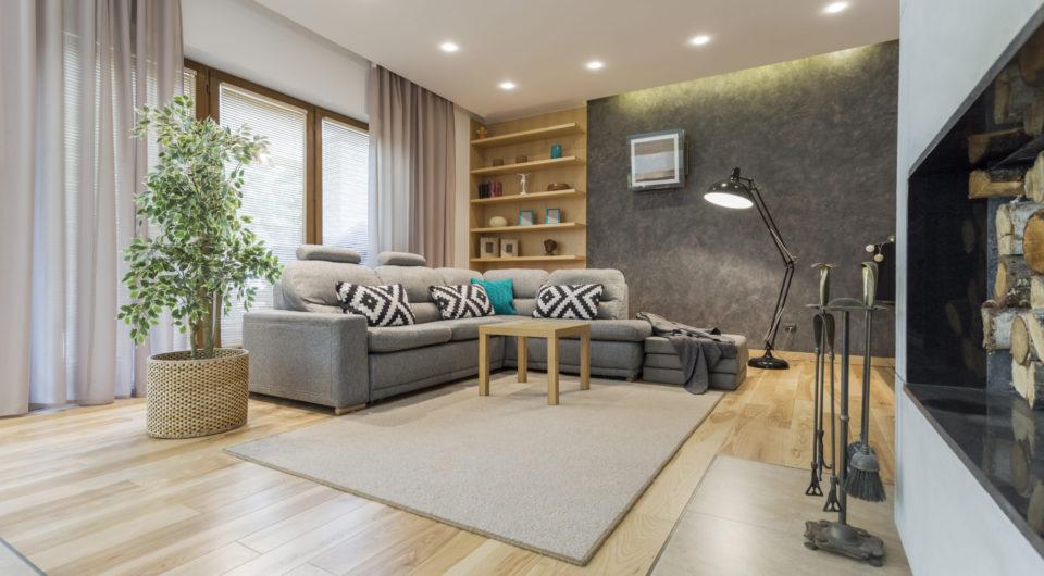 Sufit marze pomys y na sufit podwieszany knaufmag for Sufit podwieszany w salonie