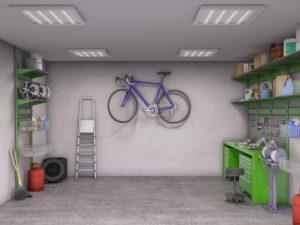 Izolacja garażu 2