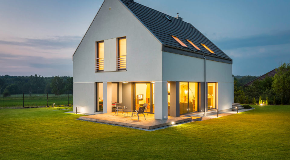 Parametry materiału izolacyjnego w domu pasywnym