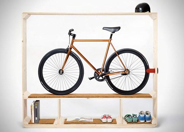 Jak przechowywać rower w domu?