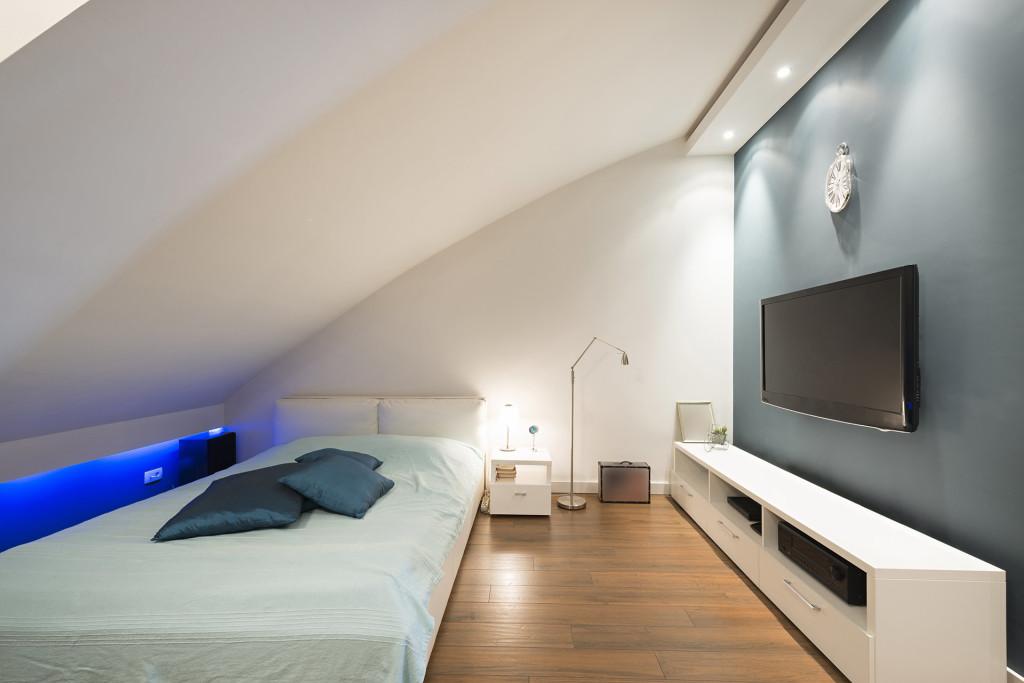 Pomysły Na Najpiękniejsze Sypialnie Na Poddaszu Knaufmag