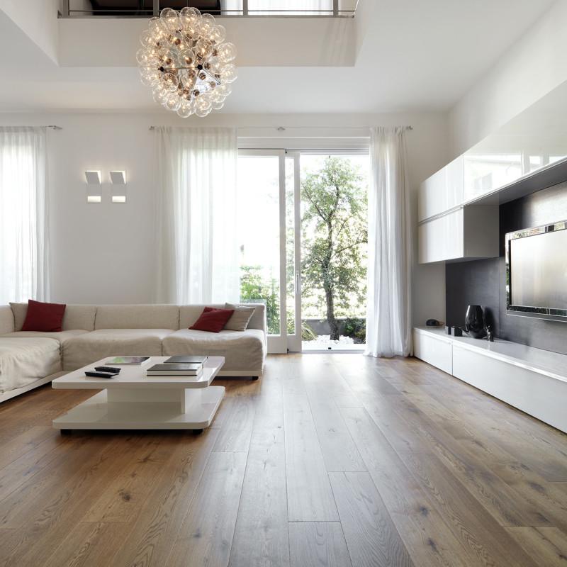 Jak dbać o drewniane podłogi