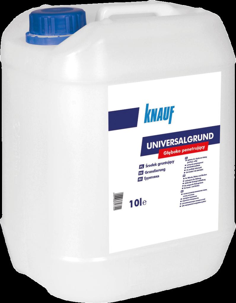 Środek do gruntowania Knauf Universalgrund