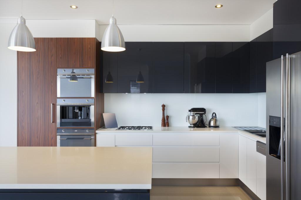 Trendy 2016: dwukolorowe szafki kuchenne