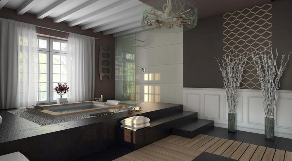 Jak Urządzić łazienkę W Stylu Zen Knaufmag