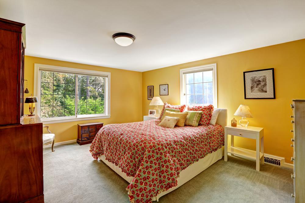 Jaki Kolor ścian Wybrać Do Sypialni