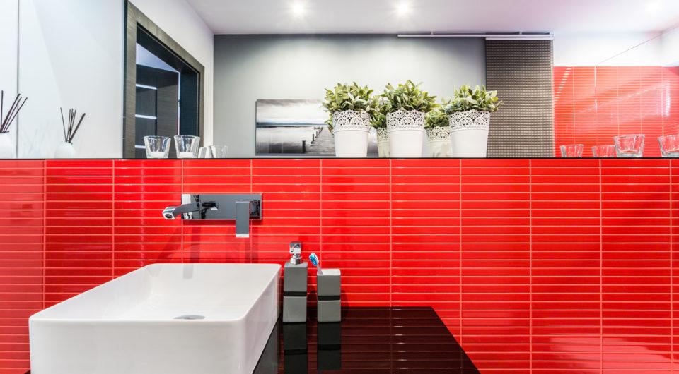 Kolorowe Płytki W łazience 5 Oryginalnych Stylizacji