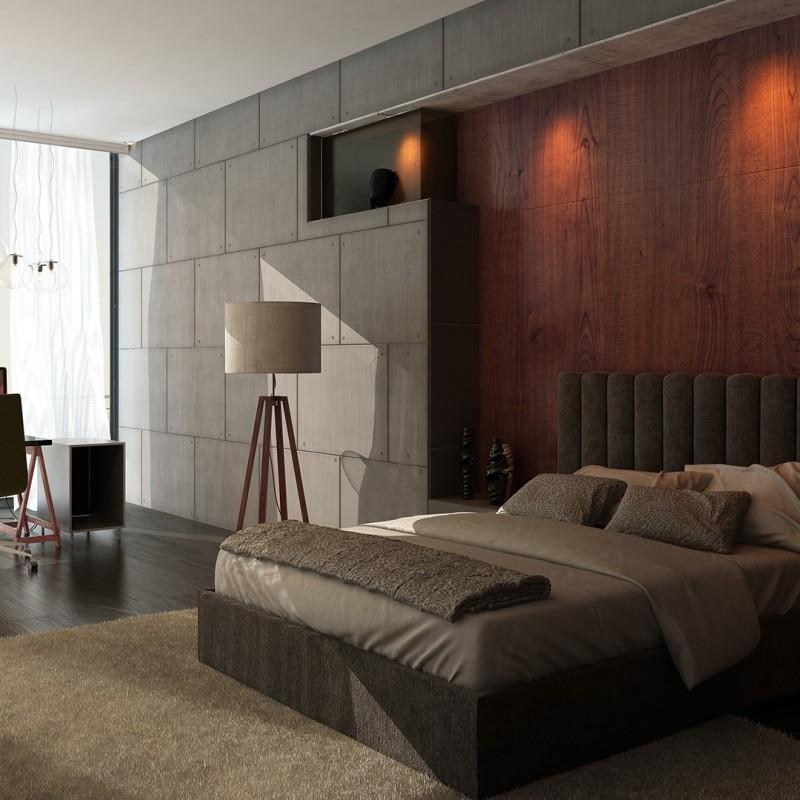 Urządzamy - sypialnia w stylu glamour - Kanufmag