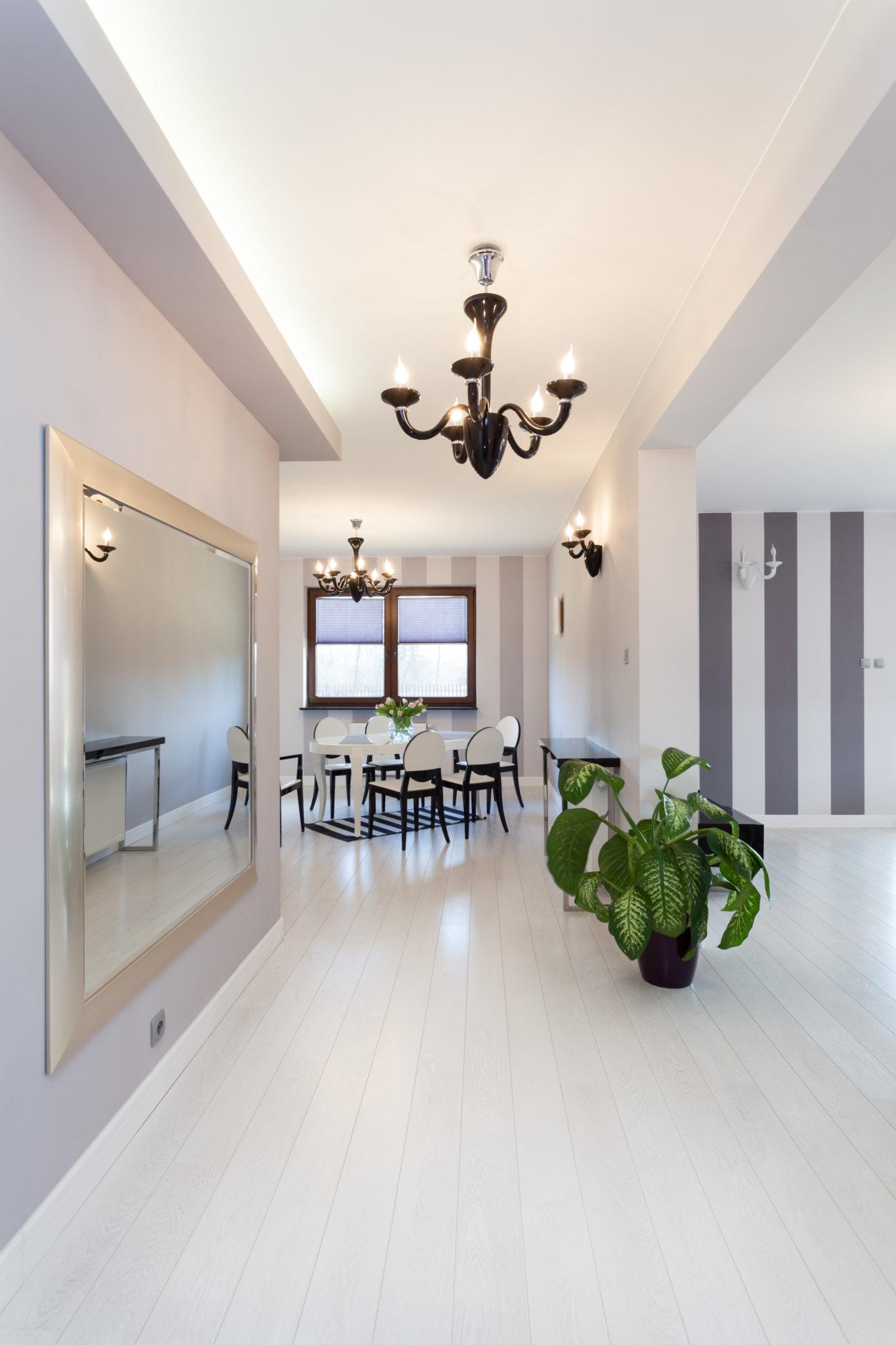 Modna Biała Podłoga Która Odmieni Wnętrze Waszego Domu