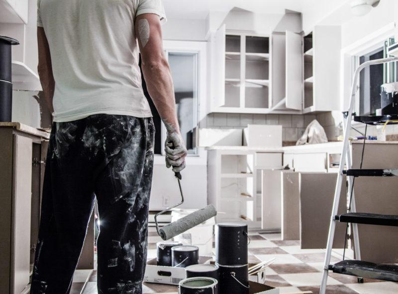 Najpopularniejsze błędy podczas remontu kuchni