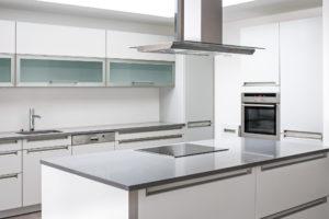 Szklane elementy w domu