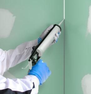 błędy w montażu ścianek gipsowo-kartonowych