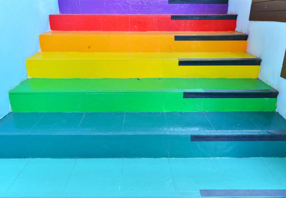 dekoracyjne schody